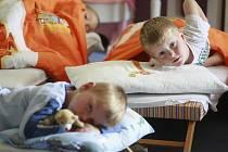 Ve Staroměstské ulici v Českých Budějovicích se v listopadu otevře nová školka. O přijetí dětí rozhodne nový systém bodování. Ilustrační snímek.