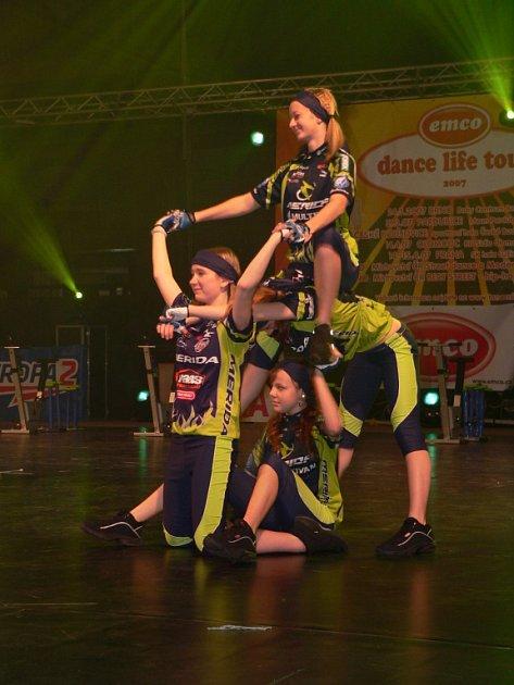 tanečníci z move 21