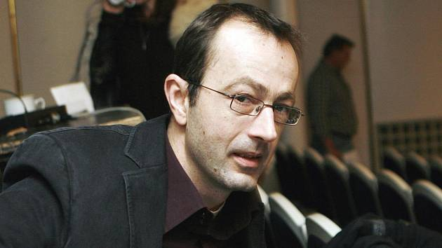 Dramatik Petr Zelenka sledoval v úterý zkoušku Jihočeského divadla, které chystá na 12. únor premiéru jeho hry Očištění.