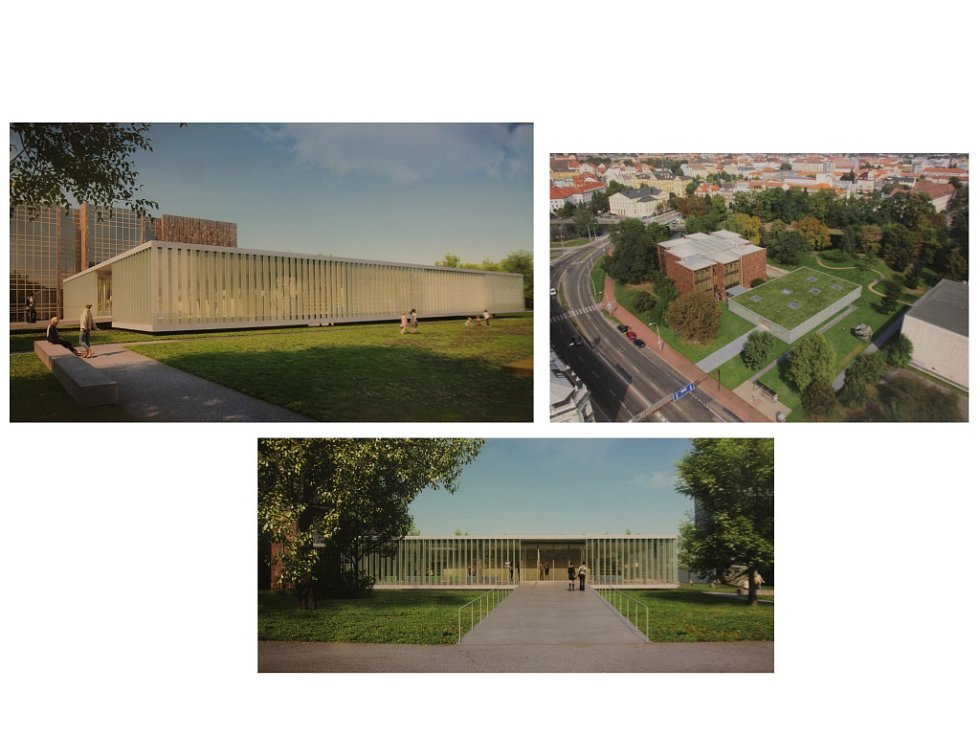 1. místo, návrh č. 3 : Kuba & Pilař Architekti, s. r. o.