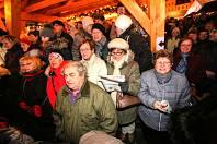 Česko zpívá koledy. Již ve středu 12. prosince.