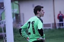 Brankář František Hanzal ještě neinkasoval na jaře ani gól, ze dvou zápasů má Sedlec skóre 5:0.