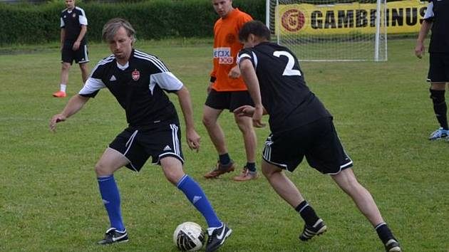 Tým FC 30 nebude na Gambrinus Cupu chybět.