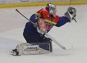 Hokejisté ČEZ Motoru prohráli pátý duel s Kladnem 2:5 a sezona pro ně skončila.