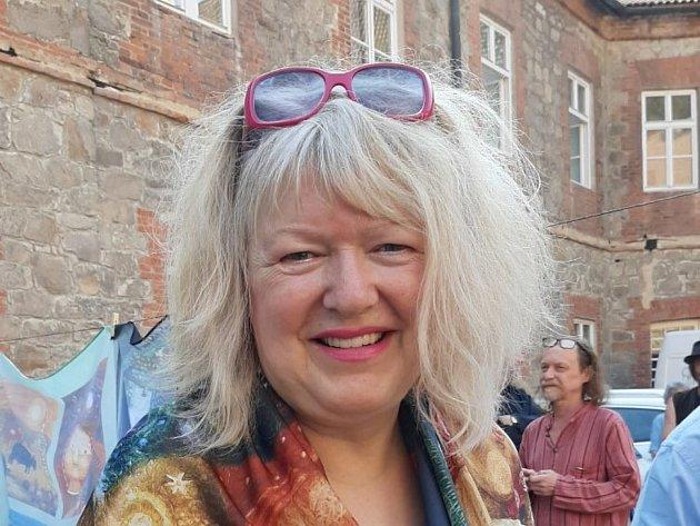 Renata Štolbová, akademická malířka, Holubov