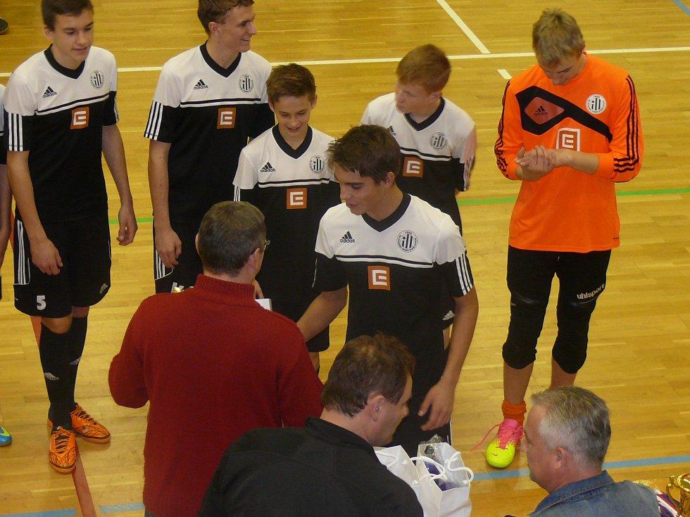 MetLife Cup 2013, Dynamo ČB U15