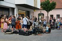 Týn nad Vltavou se rozezní opět hudbou.