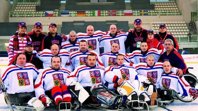 V českém týmu, který vybojoval na mistrovství Evropy stříbrné medaile, byli i Jihočeši František Kovář, Martin Kovář, Zdeněk Klíma a Daniel Kalina.