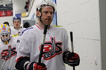 Hokejisté David servisu podlehli Nymburku 2:10 a v play off II. ligybudou chybět.