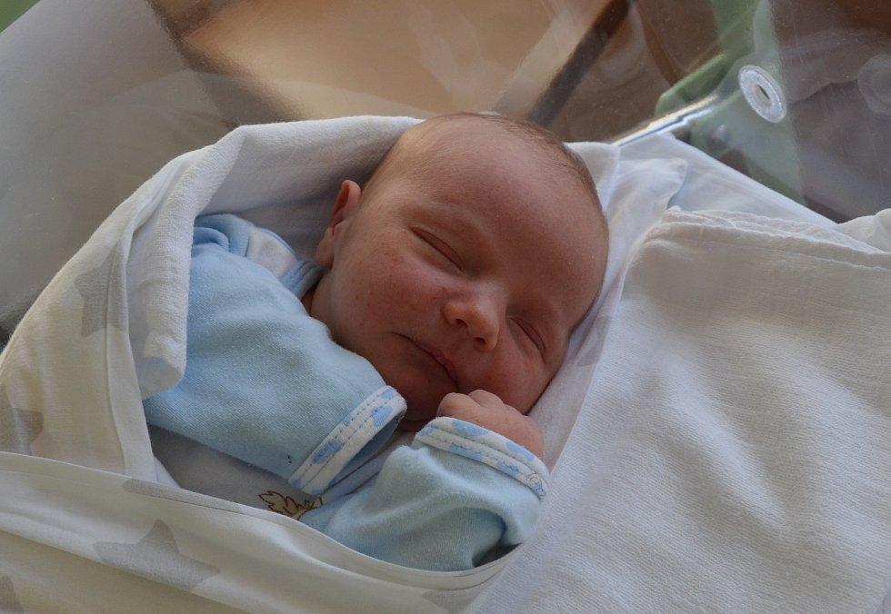 Martin Nohejl z Písku. Syn Lucie Bradové a Martina Nohejla se narodil 4. 12. 2020 v 16.20 hodin. Při narození vážil 3550 g a měřil 51 cm.