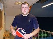 Michal Houška si svými výkony vybojoval pevné místo v sestavě Pedagogu.
