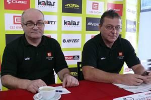 Tábor podal kandidaturu na mistrovství světa v cyklokrosu.