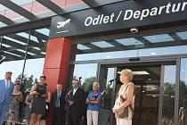 Z letiště už mohou vzlétnou letadla do šíře křídel 24 metrů, ultralighty a vrtulníky.