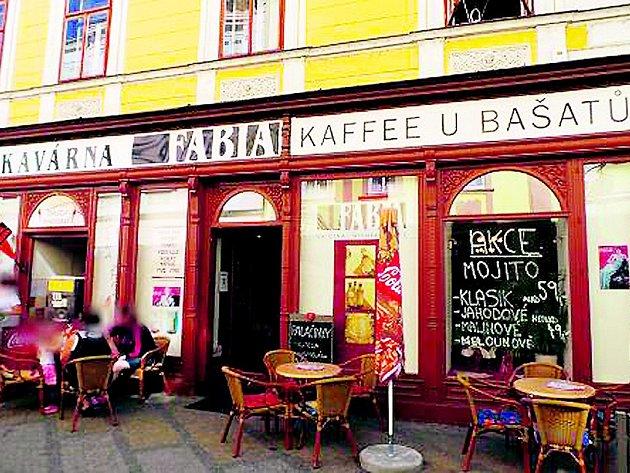 Kavárna FABIA CAFFÉ UBAŠATU