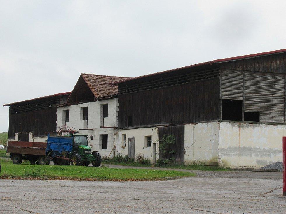 Pobočka Beton Hronek v Trhových Svinech se bude stěhovat z původního areálu na rohu ulic Husovy a Pekárenské do bývalého zemědělského družstva na okraj města.