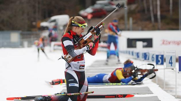 Jihočeška Pavla Schorná má před sebou smělé sportovní cíle.