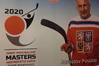 Patronem hokejbalového mistrovství světa je Jaroslav Pouzar.