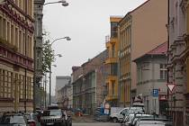 V posledních letech zažívají České Budějovice stavební boom, např. v okolí Lannovy třídy nebo na Pražském předměstí, odkud je náš snímek.