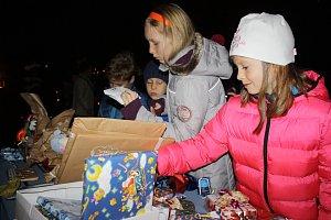 Slavnosti světla a naděje v Rudolfově v roce 2016