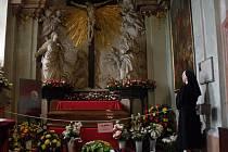 Kardinál Tomáš Špidlík je pochován na Velehradě.