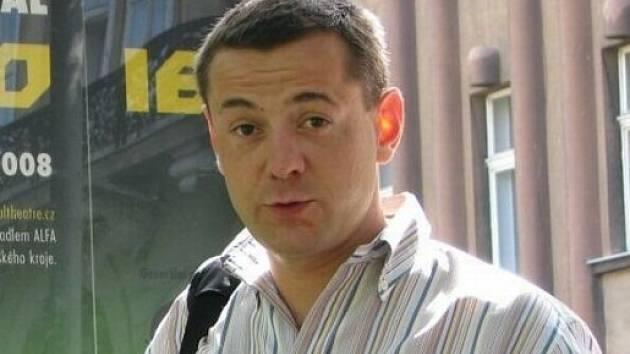 Tomáš Froyda (42) nastoupí od 1. února do Jihočeského divadla. Bude mít na starosti otáčivé hlediště v Českém Krumlově.
