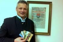 I starosta Zeilinger platí vlastní měnou.