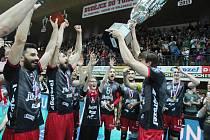 Fakta z letošní volejbalové sezony, vítězem trofejí byl jen jeden tým