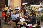 Hudba na soutoku, festival zaměřený na středověkou, renesanční a barokní hudbu, se odehrává v českobudějovických kostelích.