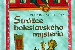 Nová kniha Vlastimil Vondrušky