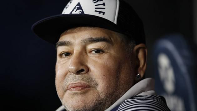 Armando Diego Maradona