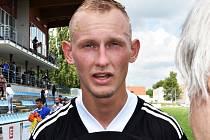Ondřej Mihálk dal ve středeční přípravě Dynama s Krasnodarem v Rakousku vedoucí gól Dynama.