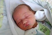 Dvouletý Lubošek už se nemohl dočkat svého mladšího brášky Jana Laciny z Českých Budějovic, který svět poprvé uviděl 12. 9. 2017v 10.43 h. Novorozenec vážil 3,65 kg.