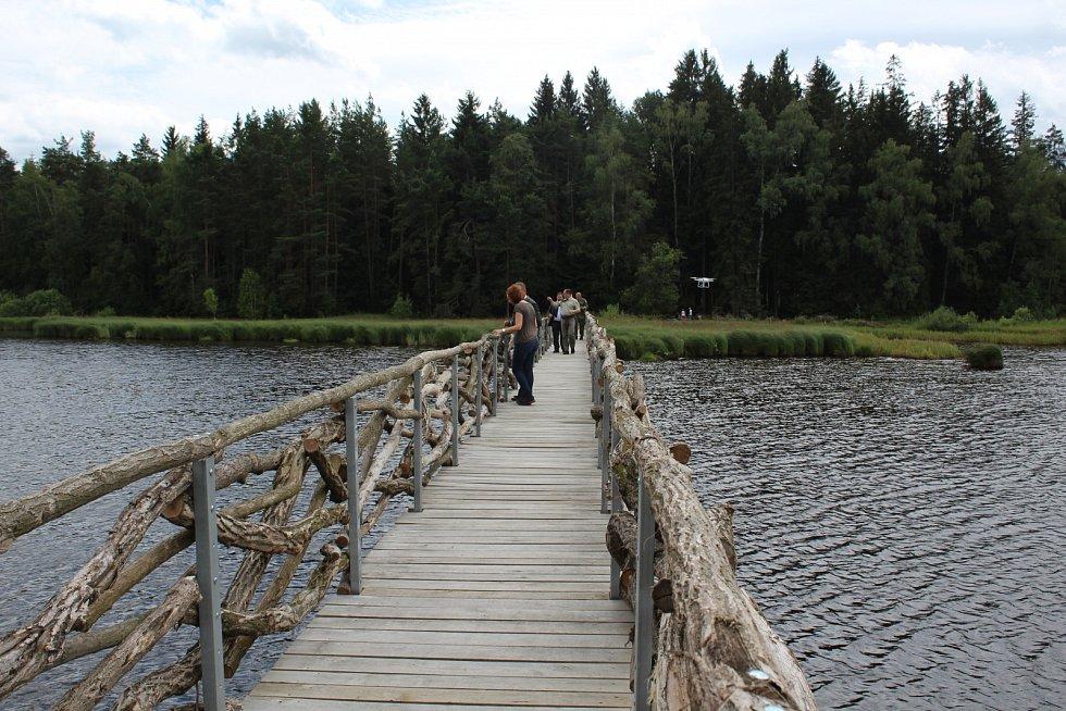 Poznáte, kde na jihu Čech jsme fotili tentokrát?