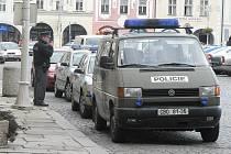 Policie České republiky. Ilustrační foto.