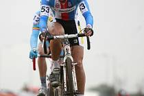 Michael Boroš z CT Tábor dojel na mistrovství Evropy v anglickém Ipswichi osmnáctý.