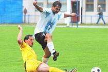 Kočí stíhá Milana Nitrianského: na letním turnaji v Soběslavi hráli fotbalisté S. Ústí s juniorkou Dynama 1:1, jak to bude v sobotu?
