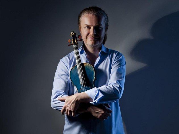 ON-LINE rozhovor s houslovým virtuosem Pavlem Šporclem