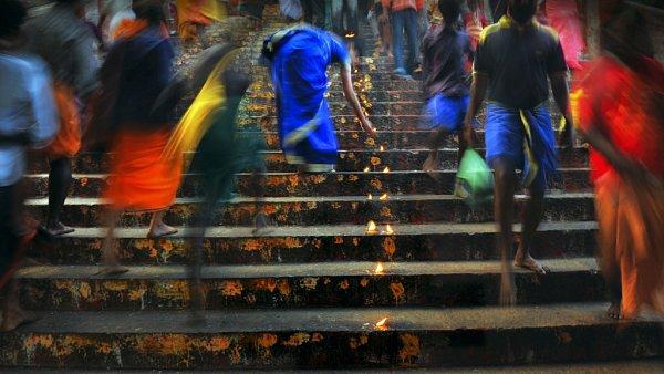 Blatenská fotografka Kamila Berndorffová jezdí již 16let do Indie. Snímky nyní představuje do 21.září včeskobudějovické Galerii Nahoře a od 15.srpna vblatenském kostele Nanebevzetí Panny Marie.