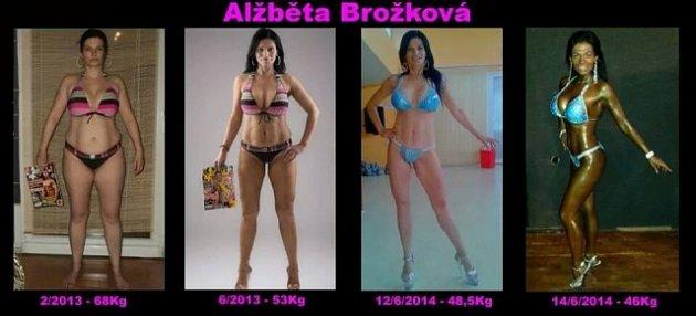 Alžběta Brožková.
