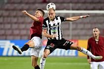Mick van Buren podal v zápase Dynama na Spartě výborný výkon.