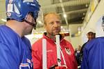 Pouhý den po skončení sezony představil Motor nový trenérský tým. Hlavním koučem bude Jaroslav Modrý (na snímku), jeho asistenty budou Patrik Martinec a Roman Fousek.