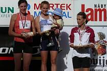 Salomon Trail Running Cup 2011 na Zadově vyhráli Kreisinger a Schorná