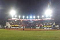Češi si na stadionu v Paraná zahráli zahajovací utkání MS proti domácí Argentině.