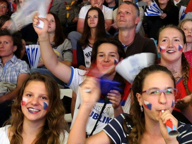 Světová liga v Budvar aréně