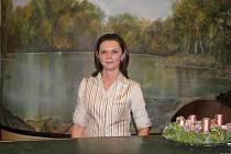 Jitka Kukačková pracuje v českobudějovickém Grandhotelu Zvon už 13 let. Začínala jako recepční.