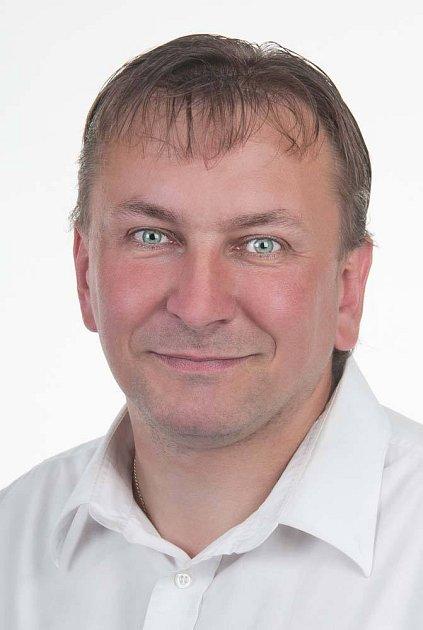 David Slepička (ČSSD), zastupitel Týna nad Vltavou.