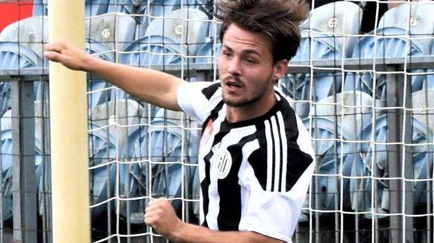 Matěj Helešic věří, že i v Pardubicích může Dynamo uspět.