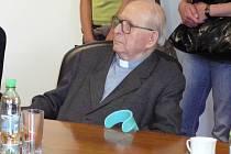 František Lála, emeritní děkan katedrální kapituly, zemřel 8. listopadu 2016, bylo mu 99 let.