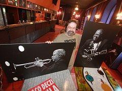 V pátek 29. června otevře v budějovické Slavii nový klub Highway 61. Na snímku jeho šéf Karel Machart.