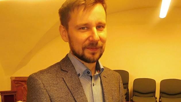 ON-LINE rozhovor s kastelánem zámku Hluboká nad Vltavou Martinem Slabou